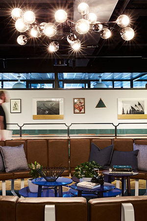 WEWORK MARTIN PLACE